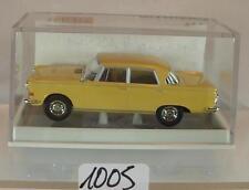 Brekina 1/87 Nr.15501 Borgward P 100 sandgelb OVP #1005