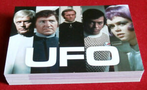 Details about UFO - Series Two - COMPLETE BASE SET - all 36 cards -  Unstoppable Cards Ltd 2018