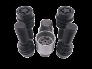 10 tornillos m14 x 1,5 x 50 kegelbund perno de rueda 60 ° cono sw19 envío DHL