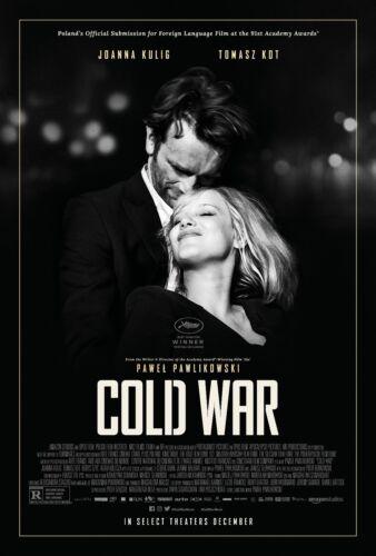 COLD WAR MOVIE POSTER FILM A4 A3 ART PRINT CINEMA