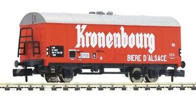 Fleischmann SNCF Kronenbourg Beer Wagon III N Gauge FM832601