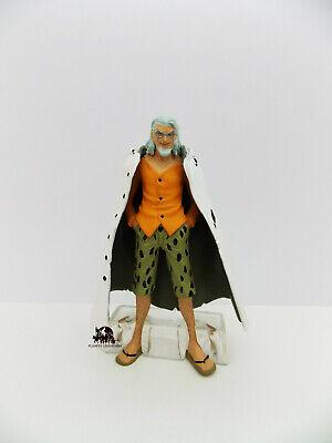 Figurine Hachette One Piece Silvers. Raylech - Le Seigneur Des Ténèbres N° 22