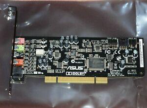 ASUS 90-yaa0k0-0uan0bz Xonar DG internal 5.1 channels 10hz-48khz PCI NEW