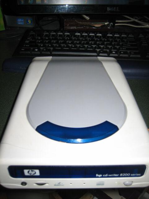 hp cd writer 8200 mac