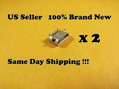 100 x Sprint Slate 8 Quanta AQT80 HP Slate 8 USB Charger Charging Port Dock