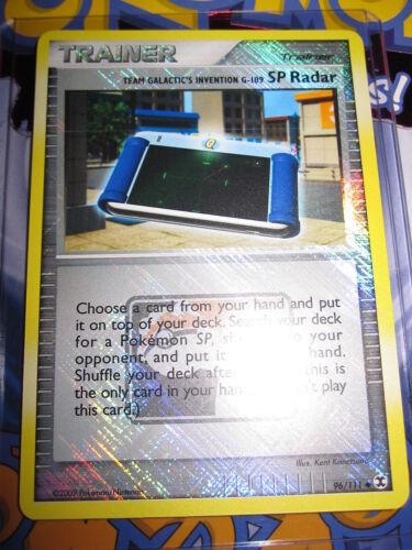 SP Radar League Promo Pokemon Card Rising Rivals 96//111 Near Mint