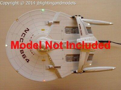LIGHTING KIT FOR AMT 667 STAR TREK RELIANT 1:537 SCALE. MODEL NOT INCLUDED