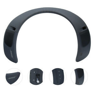Bose SoundWear Companion Portable Wireless Bluetooth Wearable Neck Speaker