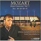 Wolfgang Amadeus Mozart - Mozart: Piano Concertos, Vol. 1 (2010)