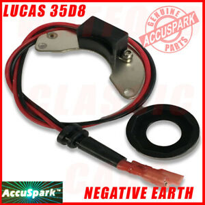 Accuspark MGB MG Midget Accensione Elettronica 45D tipo