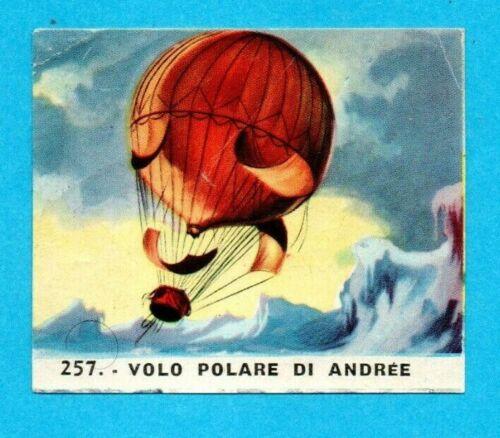 RUOTE VELE ALI-BEA 1958-FIGURINA a scelta-STICKER at choice-Recuperata