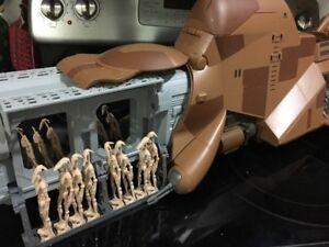 Clone Droïdes de combat du transport de troupe Hasbro Mtt Star Wars