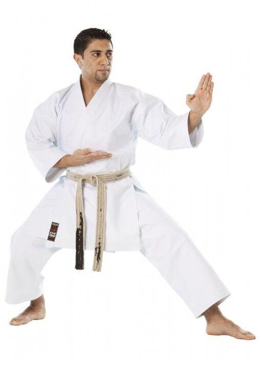 Tokaido KARATEANZUG, YAKUDO, MADE IN JAPAN, Karate Gi Kata, 12Oz. Werbefrei