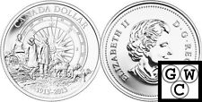 2013 BU Silver $ 100th Anniversary The Canadian Arctic Expedition .9999(13094)NT