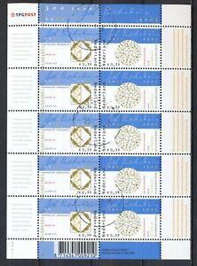 NEDERLAND-GESTEMPELD-VELLETJE-300-jaar-JOH-ENSCHEDE-1703-2003-Pa25a