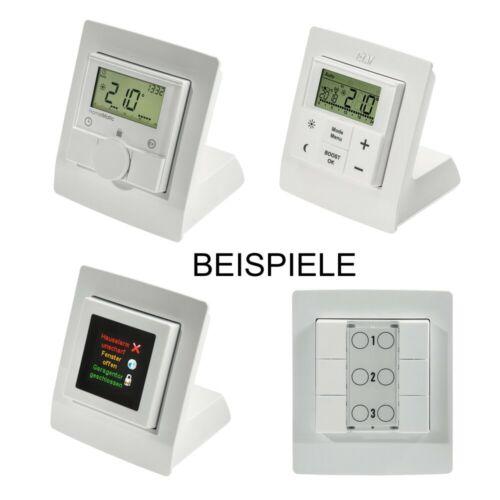 UNIVERSALE DA TAVOLO sul piatto per HomeMatic IP MAX fs20 termostato termostato muro