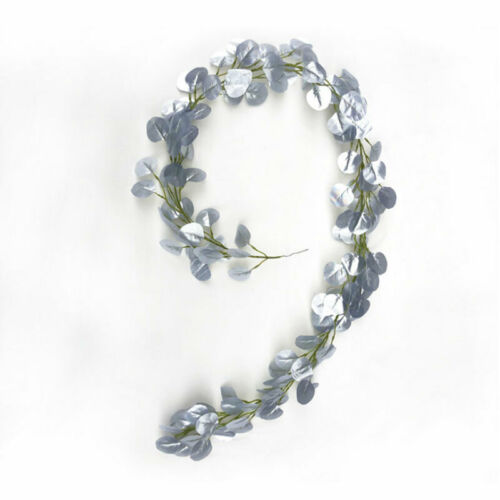 2M Vines Centerpieces Artificial Eucalyptus Garland Rattan Party Wedding Home A