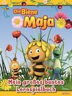 Die Biene Maja: Mein großes buntes Lernspielbuch (2016, Moderner Einband)