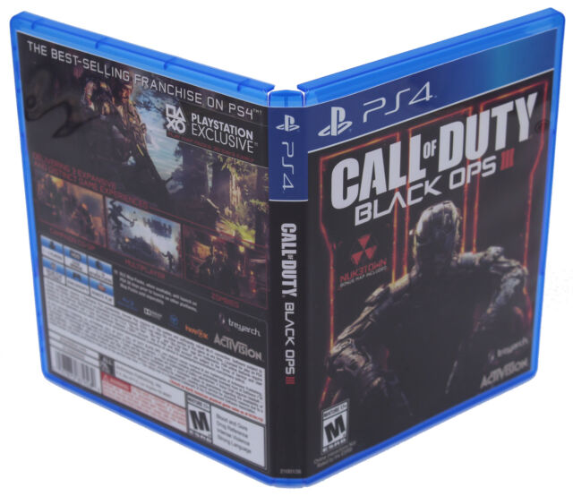 Call Of Duty Black Ops Iii Sony Playstation 4 2015 For Sale