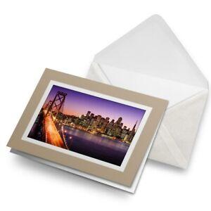 Greetings-Card-Biege-San-Francisco-Night-Skyline-2798