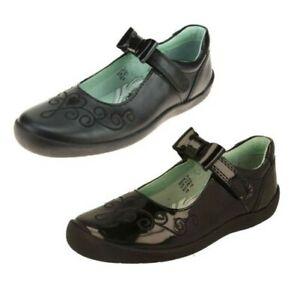 Detalles acerca de Zapatos Escuela Niñas Startrite inteligente con parachoques Toe 'Princesa Elza' mostrar título original