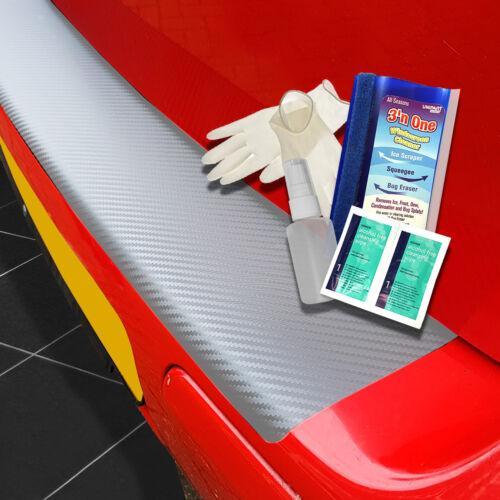 KIT V Ford Fiesta MK7 5Door 2008-2011 VINYL BUMPER PROTECTOR