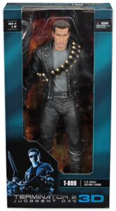 Terminator 2 Neca T-800 1 4 Scale Action Figure