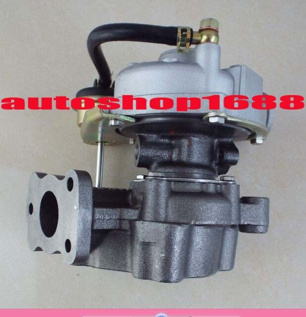 K03 Peugeot 206 307 406 Partner Citroen 2.0 HDI DW10T RHY turbo Turbocharger