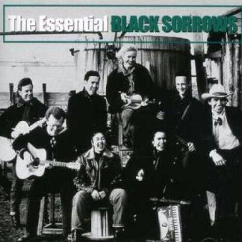 THE BLACK SORROWS-THE ESSENTIAL BLACK SORROWS-18 TRACK CD-AUSTRALIA-2007