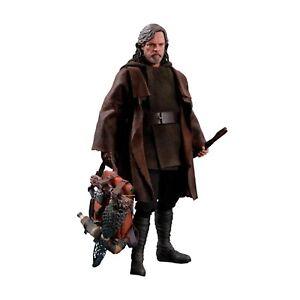 Hot Toys Star Wars Chef-d'œuvre Luke Skywalker Deluxe Figure 12 pouces Nouveau 4897011184944