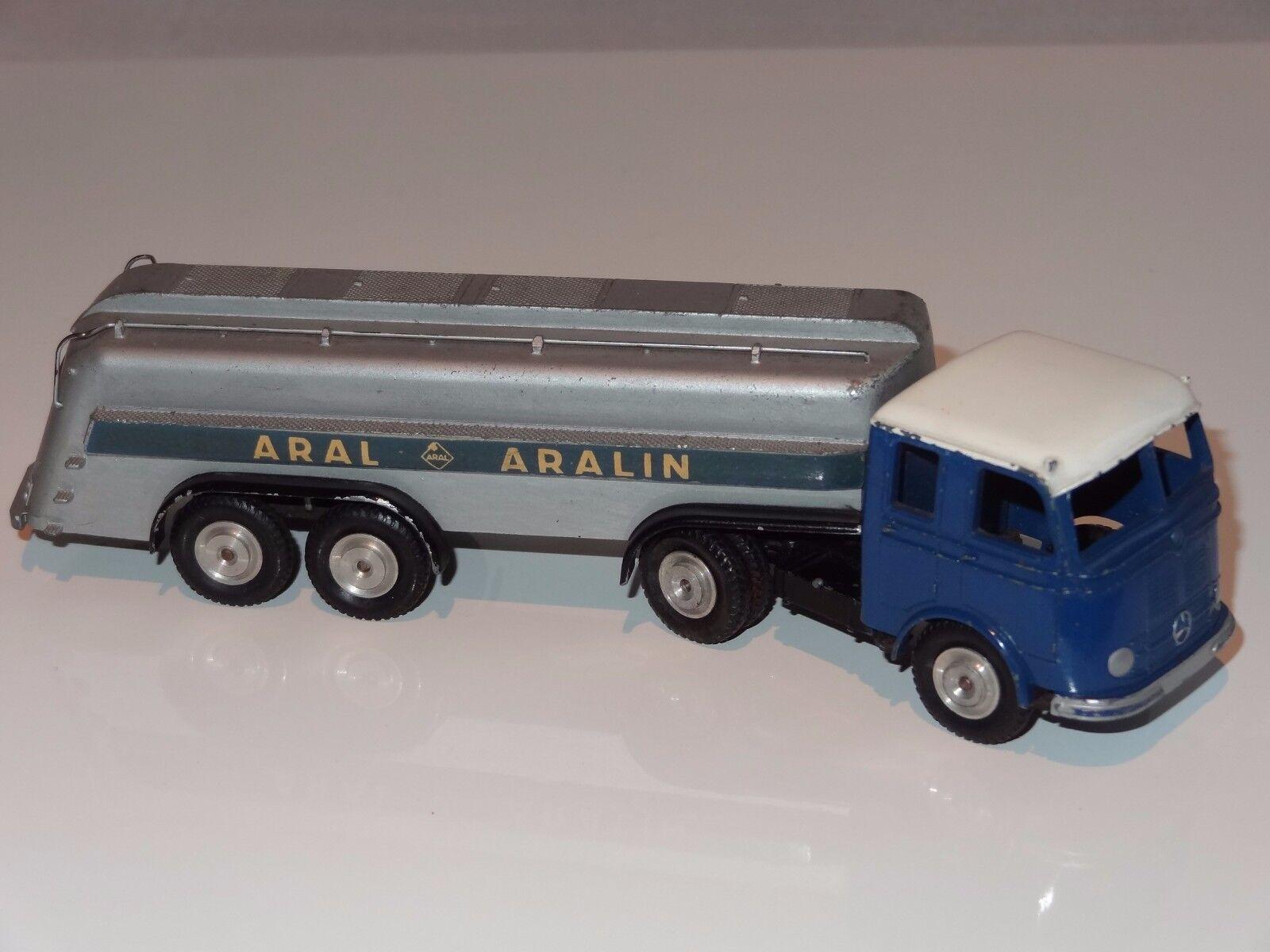 (a) Marklin Mercedes Benz Aral gasolina petrolero - 8032