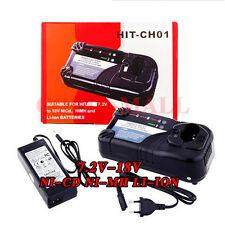 UC18YRL battery charger for Hitachi EBM1830 EBM1815 7.2V to 18V NI-CD/MH LI-ION
