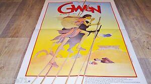Details Sur Gwen Le Livre De Sable Affiche Cinema Animation Bd Dessin