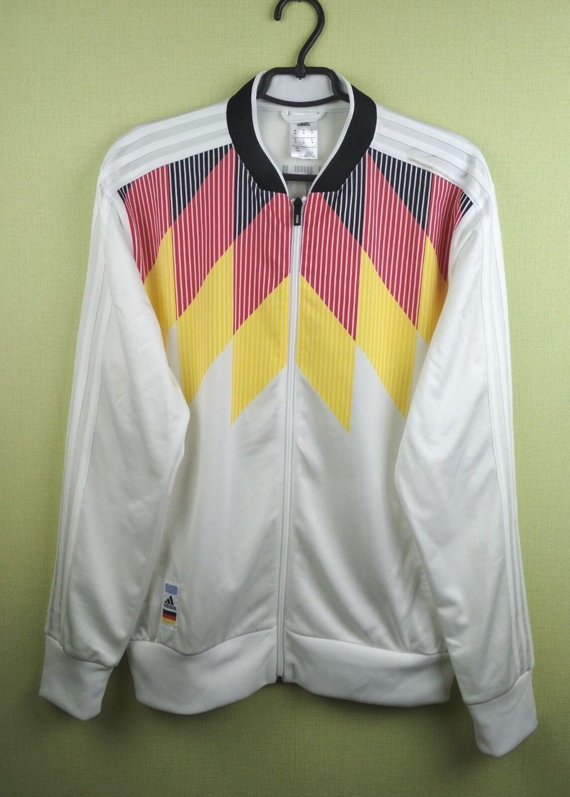 Geruomoy DFB vintage retro jacket replica MEDIUM CF1735 socer footbtutti Adidas