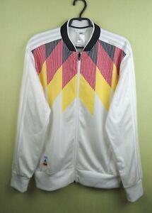 Details about Germany DFB vintage retro jacket replica MEDIUM CF1735 socer football Adidas