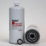 12 Pack New and Genuine Fleetguard FS1000 Fuel//Water Separator Cummins 3329289