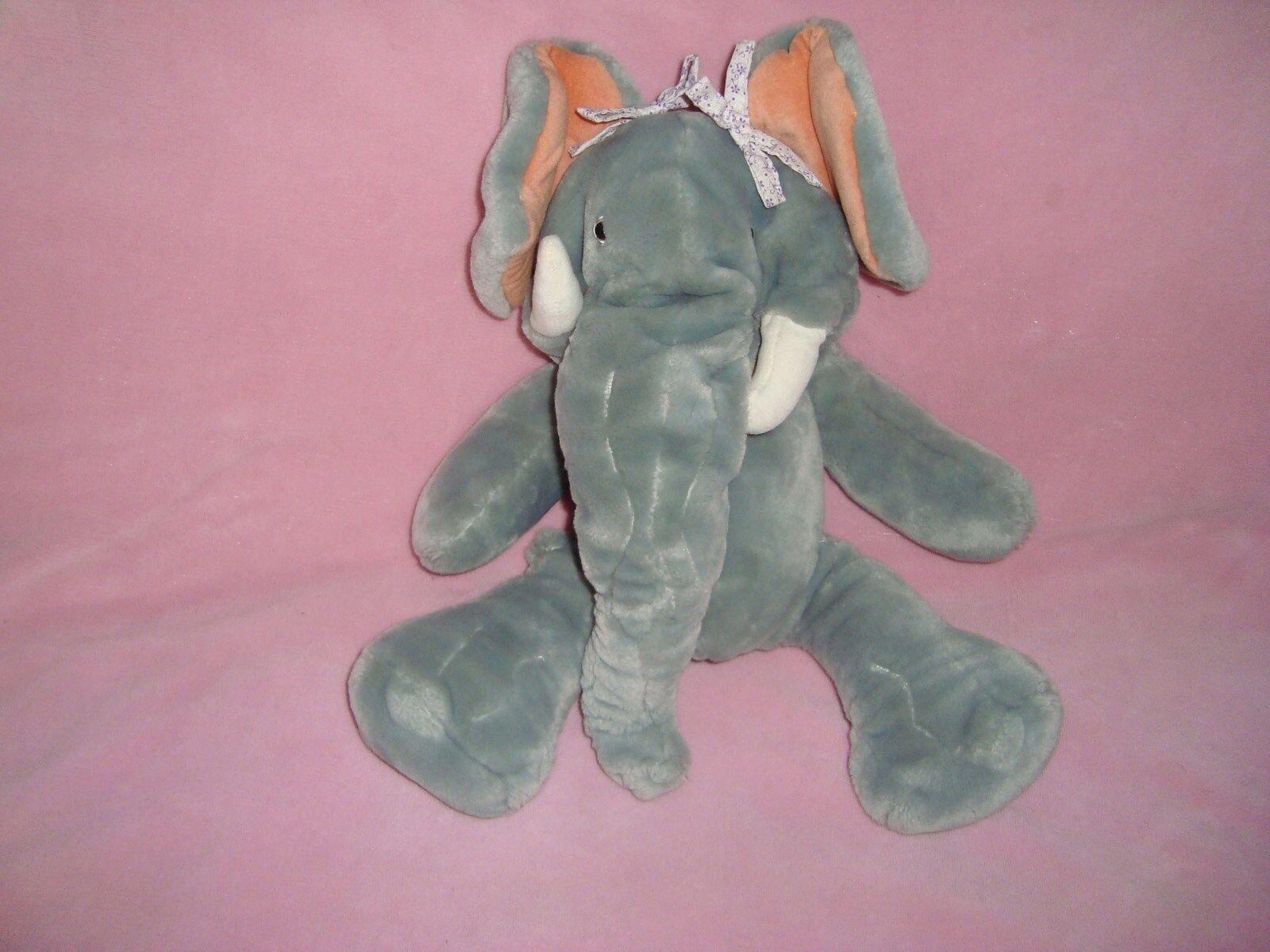 Wrinkles Elephant Trunkit Vintage Heritage Ganzbro 1985 Plush 18