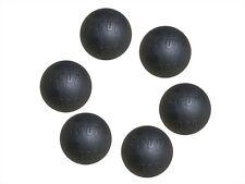 Accessoire pétanque Obut 6 buts noir ramassable Noir 87486 - Neuf