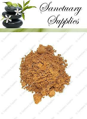 Fine Beige Satin Cosmetic Brown Mineral Mica Pigment DIY Makeup Soap Color 10g