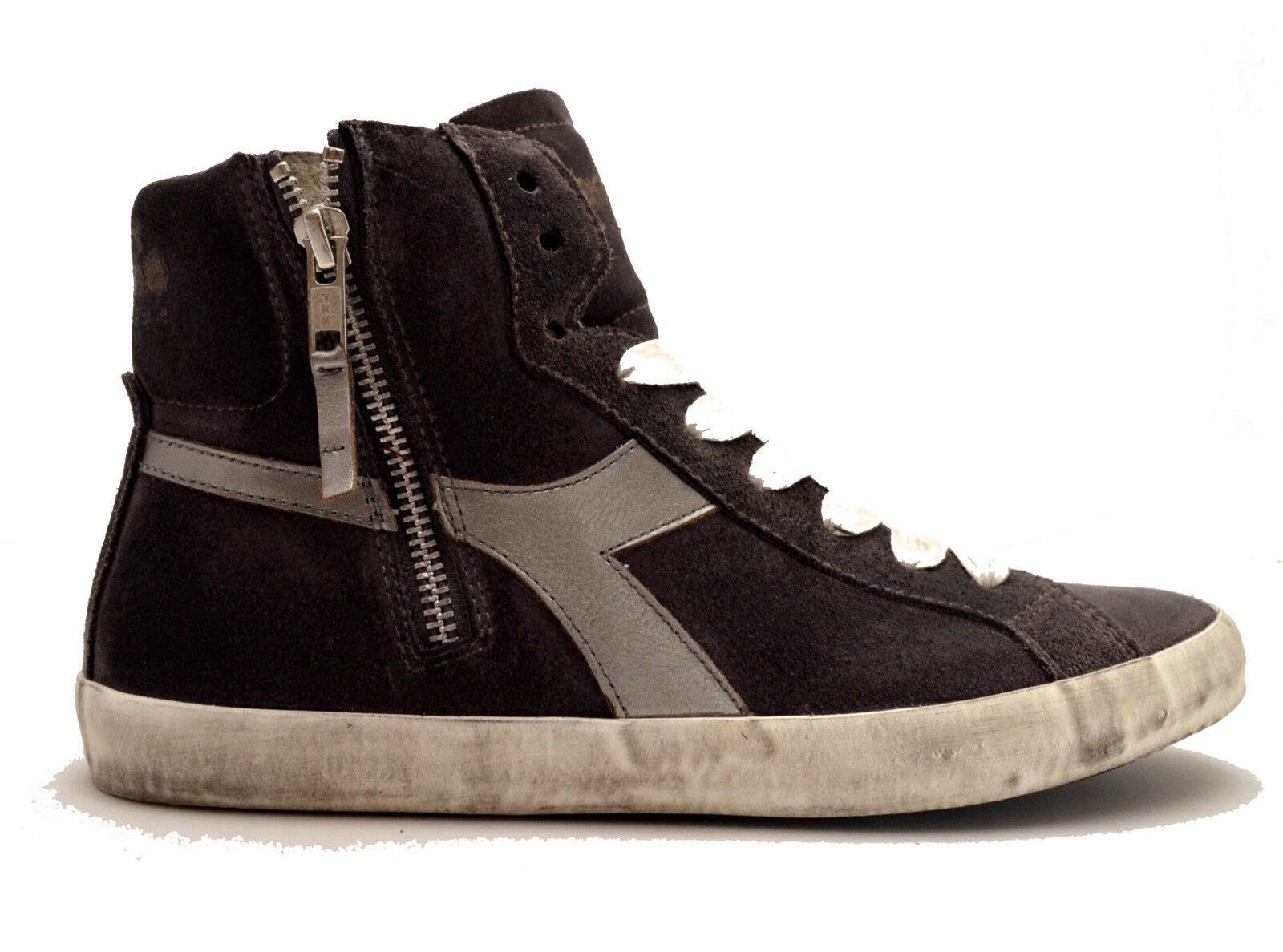 Diadora Heritage scarpe scarpe da ginnastica Pelle Vintage shoes Uomo Uomo Donna Donna 159097