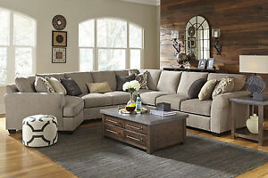 New 5pc Modern Living Room Couch Set