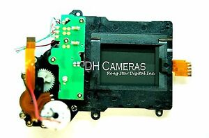 NIKON-D7000-SHUTTER-ASSEMBLY-AUTHENTIC-REPAIR-PART-OEM-USED