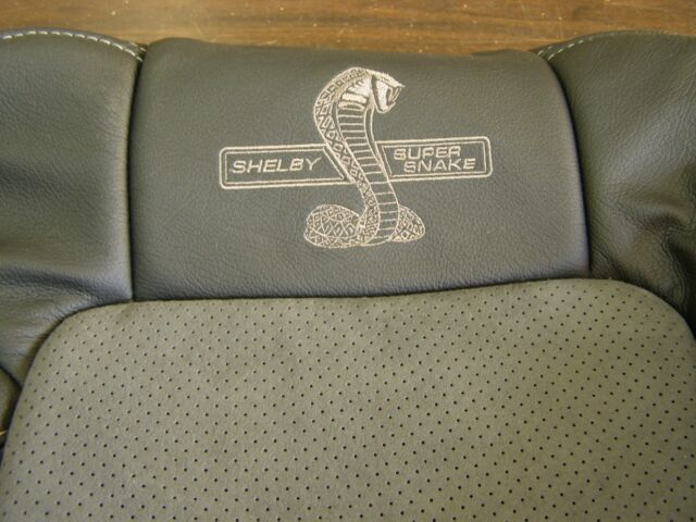 Strange Nos Oem Shelby 2015 2016 2017 2018 Ford Mustang Seat Covers Squirreltailoven Fun Painted Chair Ideas Images Squirreltailovenorg
