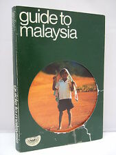 Guide to Malaysia by Harold Stephens 1972 - Illustrated
