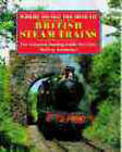 Where to See the Best British Steam Trains: The Essential Touring Guide for Every Railway Enthusiast by David & Charles (Hardback, 2000)