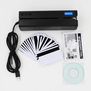 MSR605X-Magnetic-Stripe-Card-Reader-Writer-Encoder-Credit-Swipe-Mag-strip-MSR206