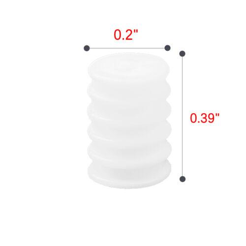 100Pcs Adjustable Ear Loop Extension Buckles Cord Connectors Rope Regulators US