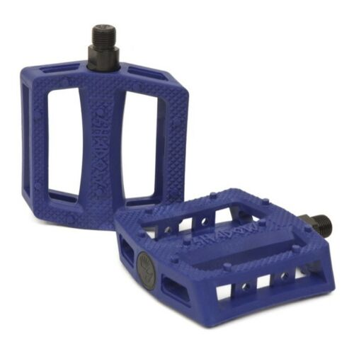 TSC The Shadow Conspiracy Ravager Pedal 9/16 BMX Perma Blue