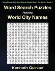 Word Search Puzzles Featuring World City Names by Kenneth Quinlan (Paperback / softback, 2016)