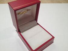 Burrows Ring presentation jewellery box